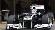 Formel 1 Test Barcelona 2011