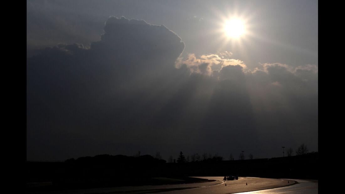 Formel 1-Test - Barcelona - 2012