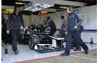 Formel 1-Test, Barcelona, 21.2.2012, Bruno Senna, Williams