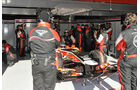 Formel 1-Test, Barcelona, 21.2.2012, Charles Pic, Marussia F1
