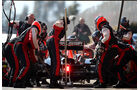 Formel 1-Test, Barcelona, 21.2.2012, Charles Pic, Marussia F2