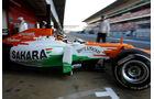 Formel 1-Test, Barcelona, 21.2.2012, Nico Hülkenberg, Force India