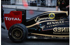 Formel 1-Test, Barcelona, 21.2.2012, Romain Grosjean, Lotus Renault GP