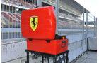 Formel 1-Test, Barcelona, 22.2.2012, Ferrari