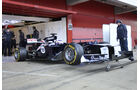Formel 1-Test, Barcelona, 22.2.2012, Valtteri Bottas, Williams