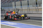Formel 1-Test, Barcelona, 23.2.2012, Mark Webber, Red Bull