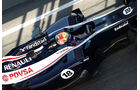 Formel 1-Test, Barcelona, 23.2.2012, Pastor Maldonado, Williams