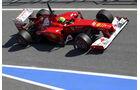 Formel 1-Test, Barcelona, 24.2.2012, Felipe Massa, Ferrari