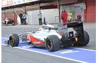 Formel 1-Test, Barcelona, 24.2.2012, Jenson Button, McLaren