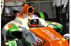 Formel 1-Test, Barcelona, 24.2.2012, Paul di Resta, Force India