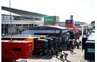 Formel 1 - Test - Barcelona - 3. März 2013