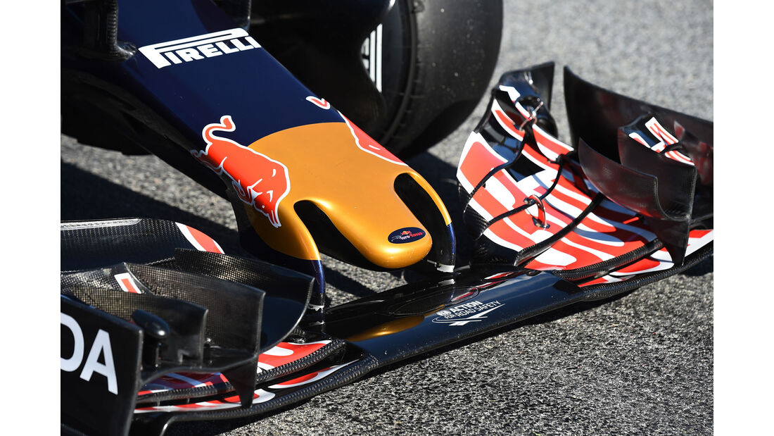 Formel 1-Test - Barcelona - 4. März 2016