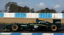 Formel 1-Test Jerez (17.2.)