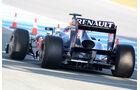 Formel 1-Test Jerez 2011