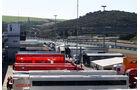 Formel 1-Test, Jerez, 6.2.2013