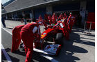 Formel 1-Test, Jerez, 7.2.2012, Felipe Massa, Ferrari