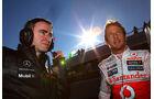Formel 1-Test, Jerez, 7.2.2012, Jenson Button, McLaren