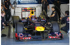 Formel 1-Test, Jerez, 7.2.2012, Mark Webber, Red Bull