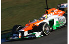 Formel 1-Test, Jerez, 7.2.2012, Paul di Resta - Force India