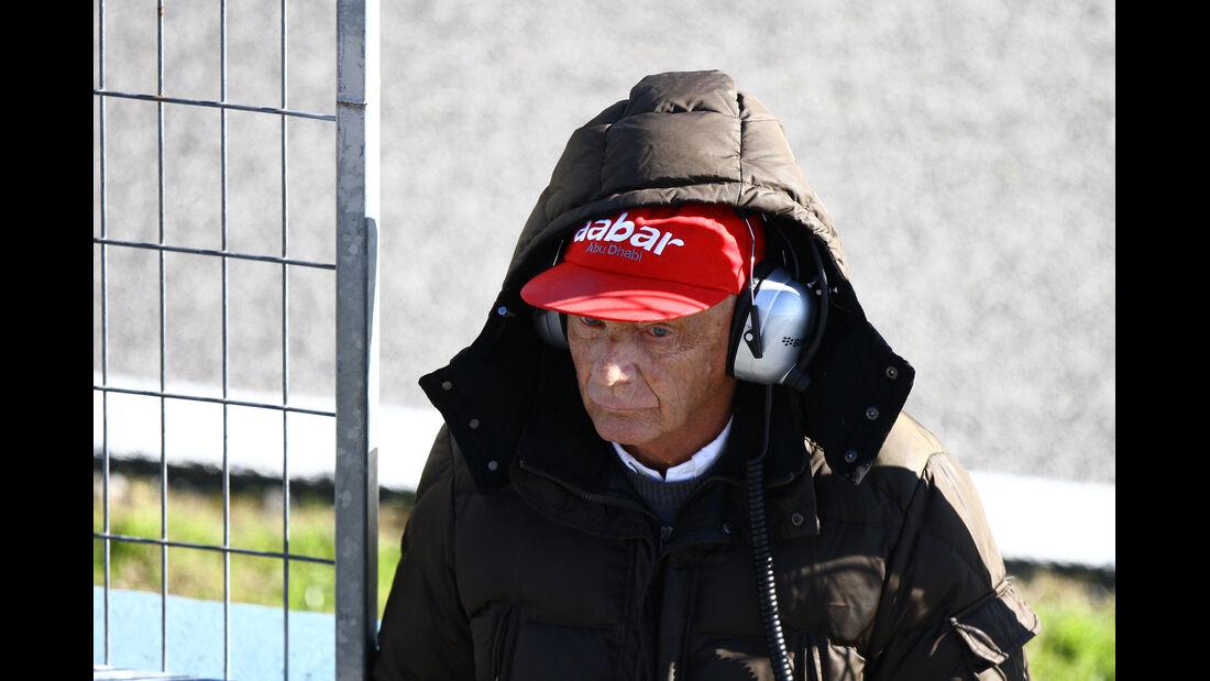 Formel 1-Test, Jerez, 8. Februar 2013