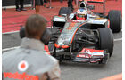 Formel 1-Test, Mugello, 02.05.2012, Gary Paffett, McLaren
