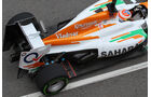 Formel 1-Test, Mugello, 02.05.2012, Paul di Resta, Force India