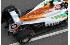 Formel 1-Test, Mugello, 02.05.2012, Paul di Resta, Force India