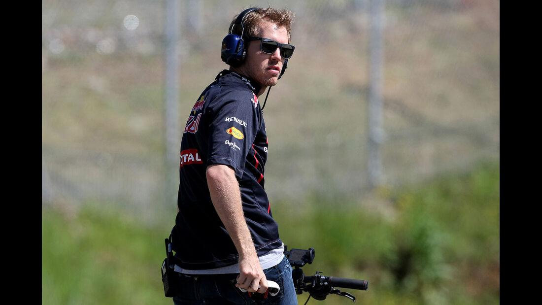Formel 1-Test, Mugello, 02.05.2012, Sebastian Vettel, Red Bull