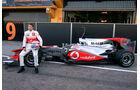 Formel 1-Test Valencia 2010