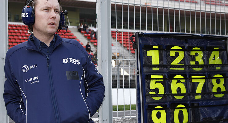 Formel 1, Testfahrten, Barcelona, 26.-27.02.2008