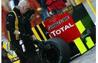 Formel 1 Testfahrten Valencia Tag 2