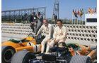 Formel 1 Weltmeister Denis Hulme
