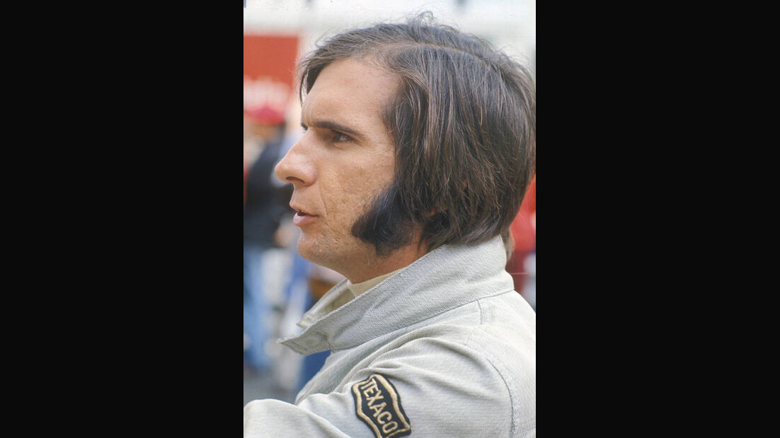 Formel 1 Weltmeister Emerson Fittipaldi