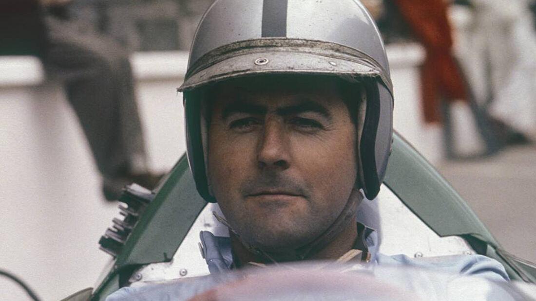 Formel 1 Weltmeister Jack Brabham