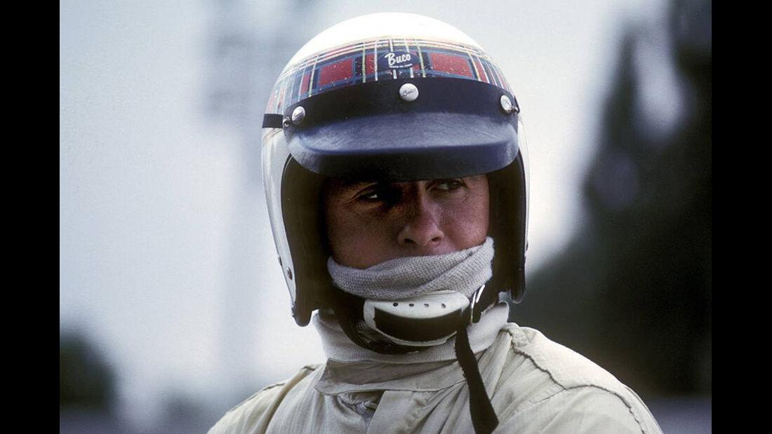 Formel 1 Weltmeister Jackie Stewart