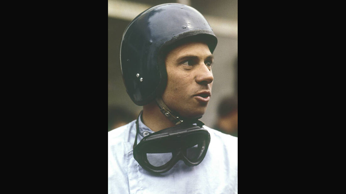 Formel 1 Weltmeister Jim Clark