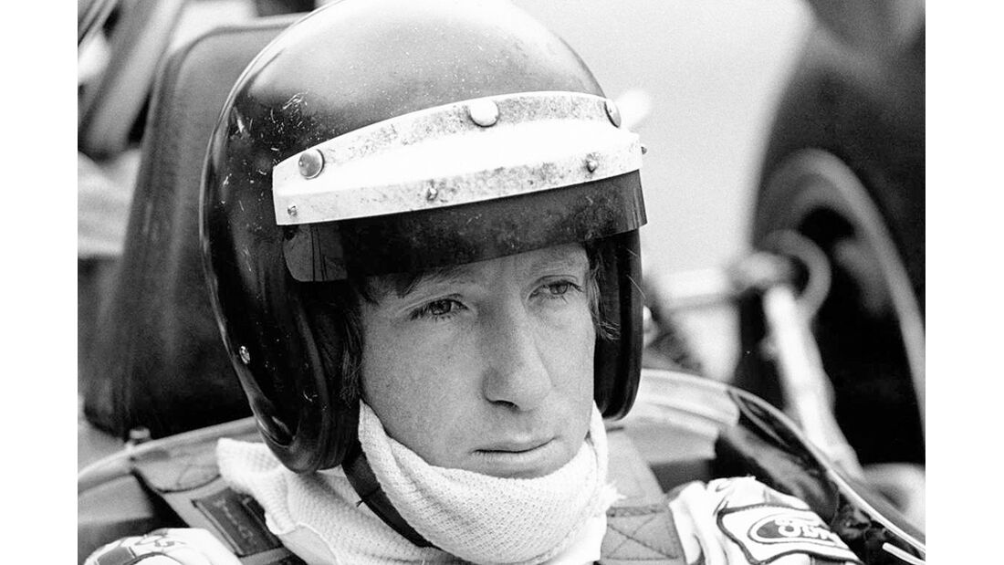 Formel 1 Weltmeister Jochen Rindt