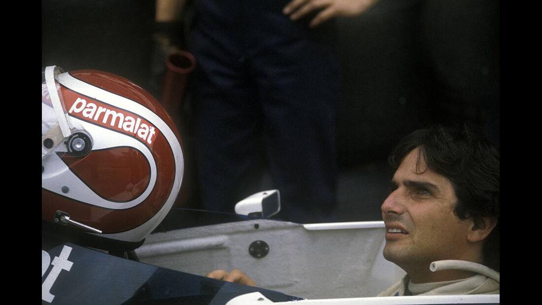 Formel 1 Weltmeister Nelson Piquet
