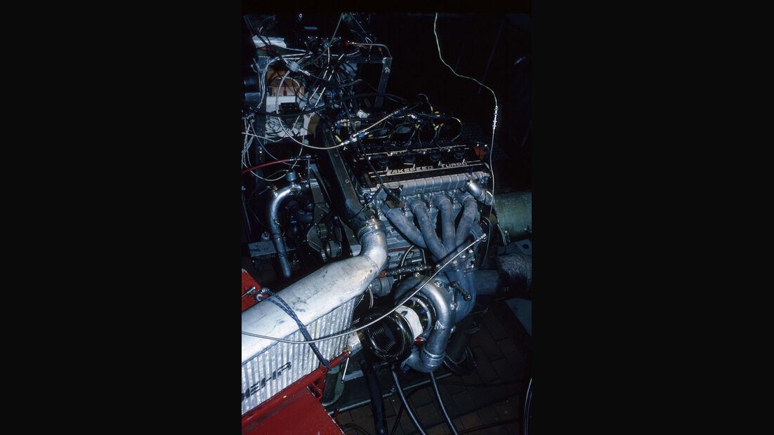 Formel 1 - Zackspeed 861 - R4-Turbo