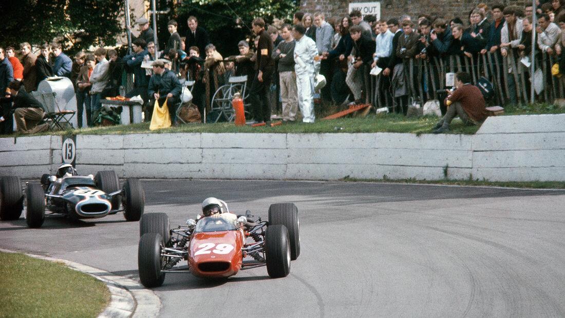 Formel 2 - London Trophy - Crystal Palace Circuit - Bruce McLaren - 1967