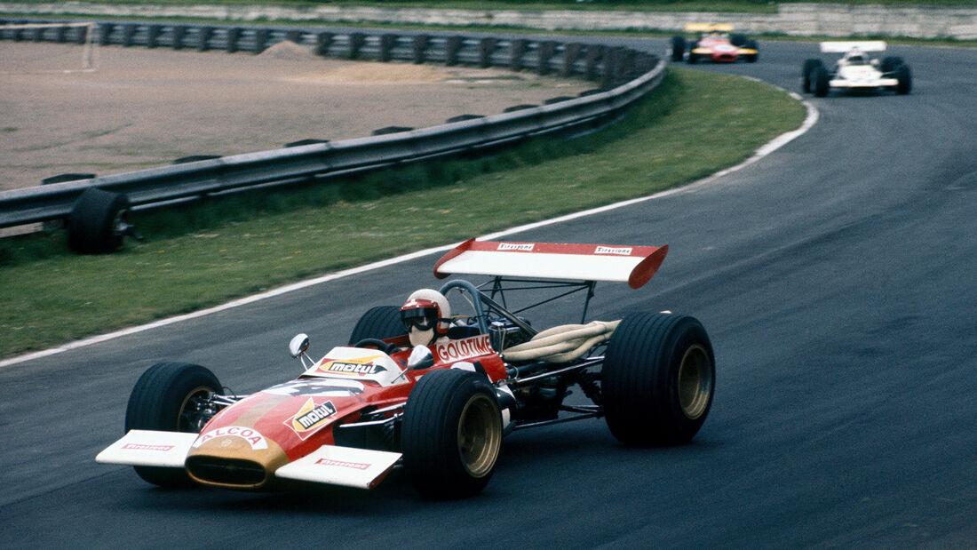 Formel 2 - London Trophy - Crystal Palace Circuit - Clay Regazzoni - 1970