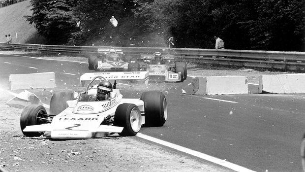 Formel 2 - Ronnie Peterson - Rouen - 1973