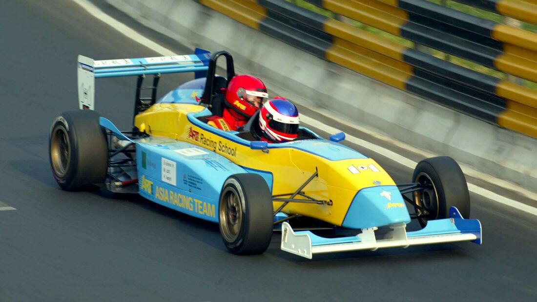 Formel 3 - 2-Sitzer - Macao
