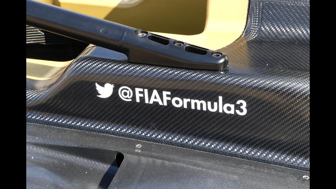 Formel 3 - Auto - Präsentation - Abu Dhabi 2018