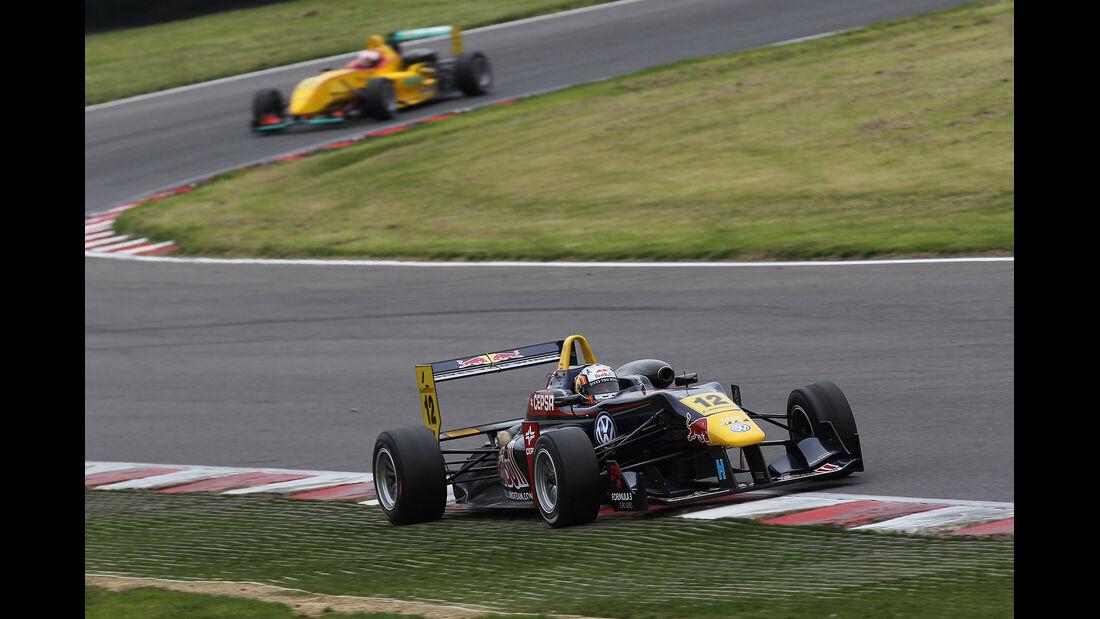 Formel 3 Brands Hatch 2012, Carlos Sainz