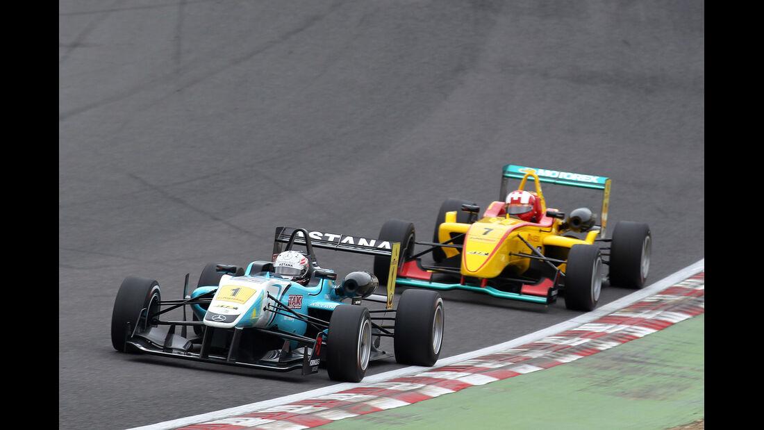 Formel 3 Brands Hatch 2012, Daniel Juncadella