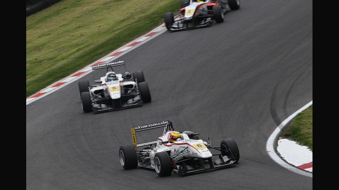 Formel 3 Brands Hatch 2012, Pascal Wehrlein