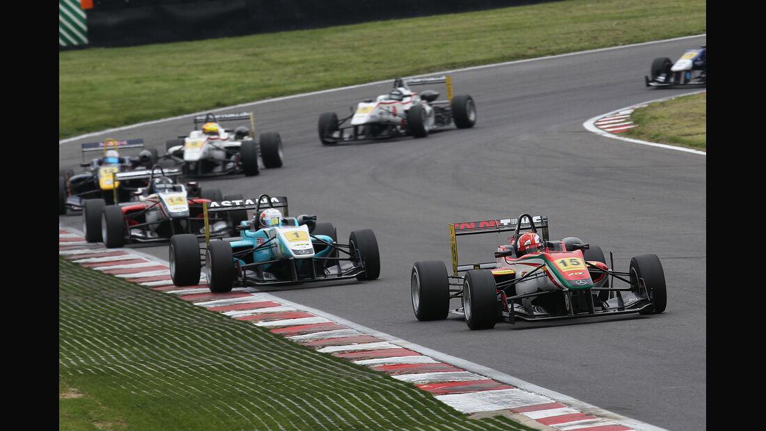 Formel 3 Brands Hatch 2012, Raffaele Marciello