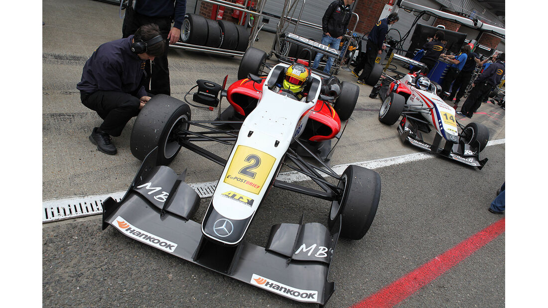 Formel 3 Brands Hatch 2012, Sven Müller