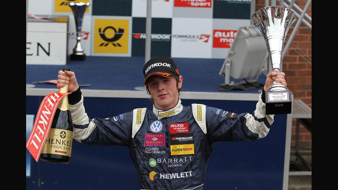 Formel 3 Brands Hatch 2012, William Buller